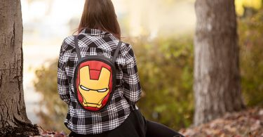 Iron Man Backpacks 375x195