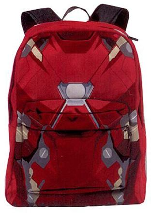 ironman school bag
