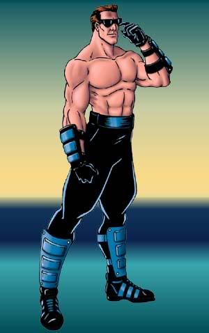 Johnny Cage 1