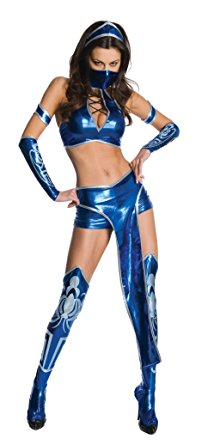 Diy Guide To Princess Kitana Costume