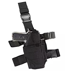 leg pistol hostler