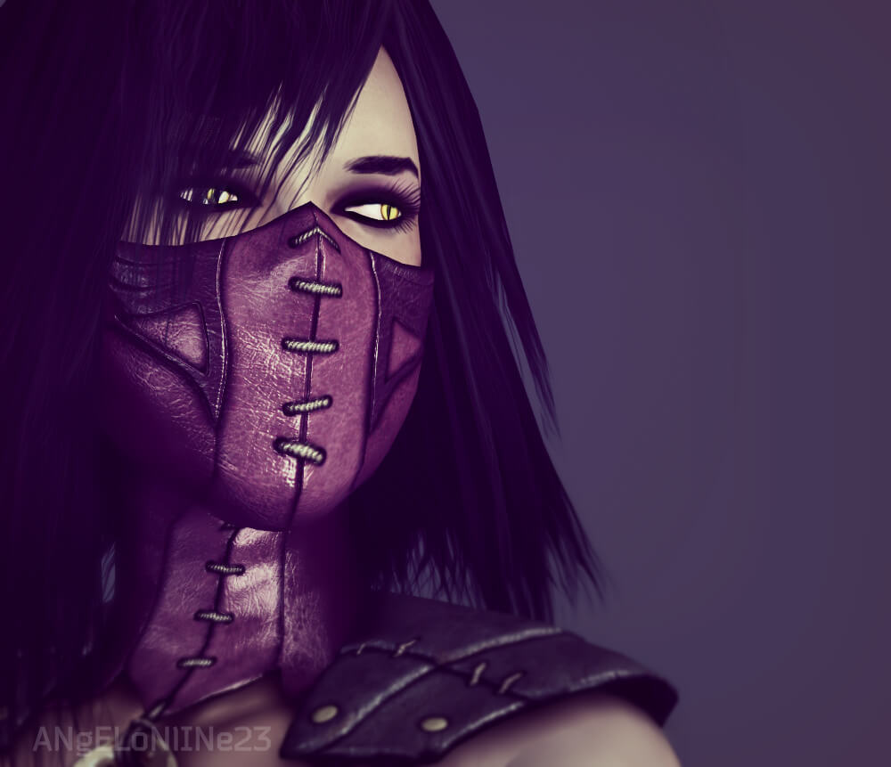 Mileena Costume Guide Diy For Upcoming Halloween
