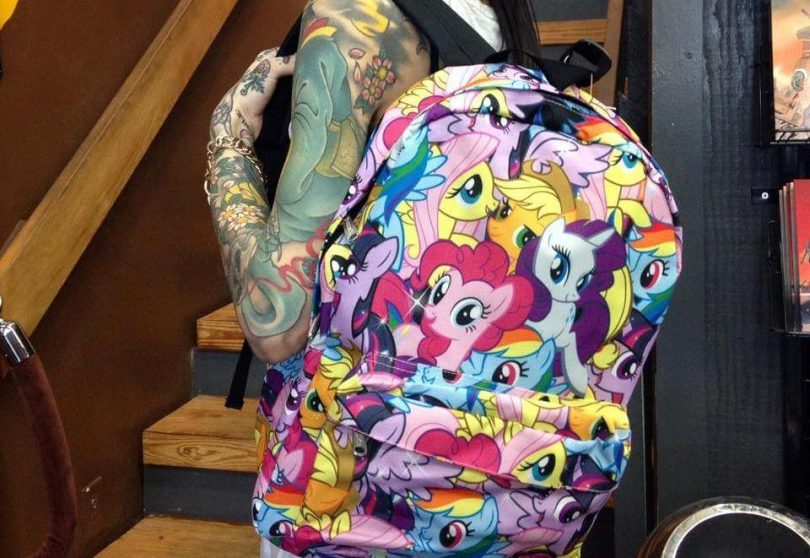 My Little Pony Backpack 810x558