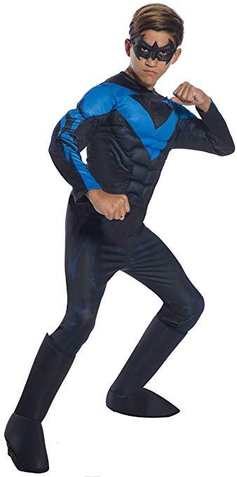 nightwing costume kid