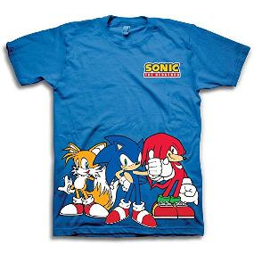 8158e4616eb2e Sonic T Shirt - Get The Best Collection of The Speedy Star