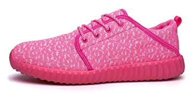 Adults Lighweight Pink Shoes