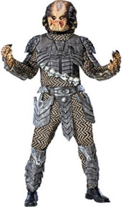 Alien Vs Predator Deluxe Costume