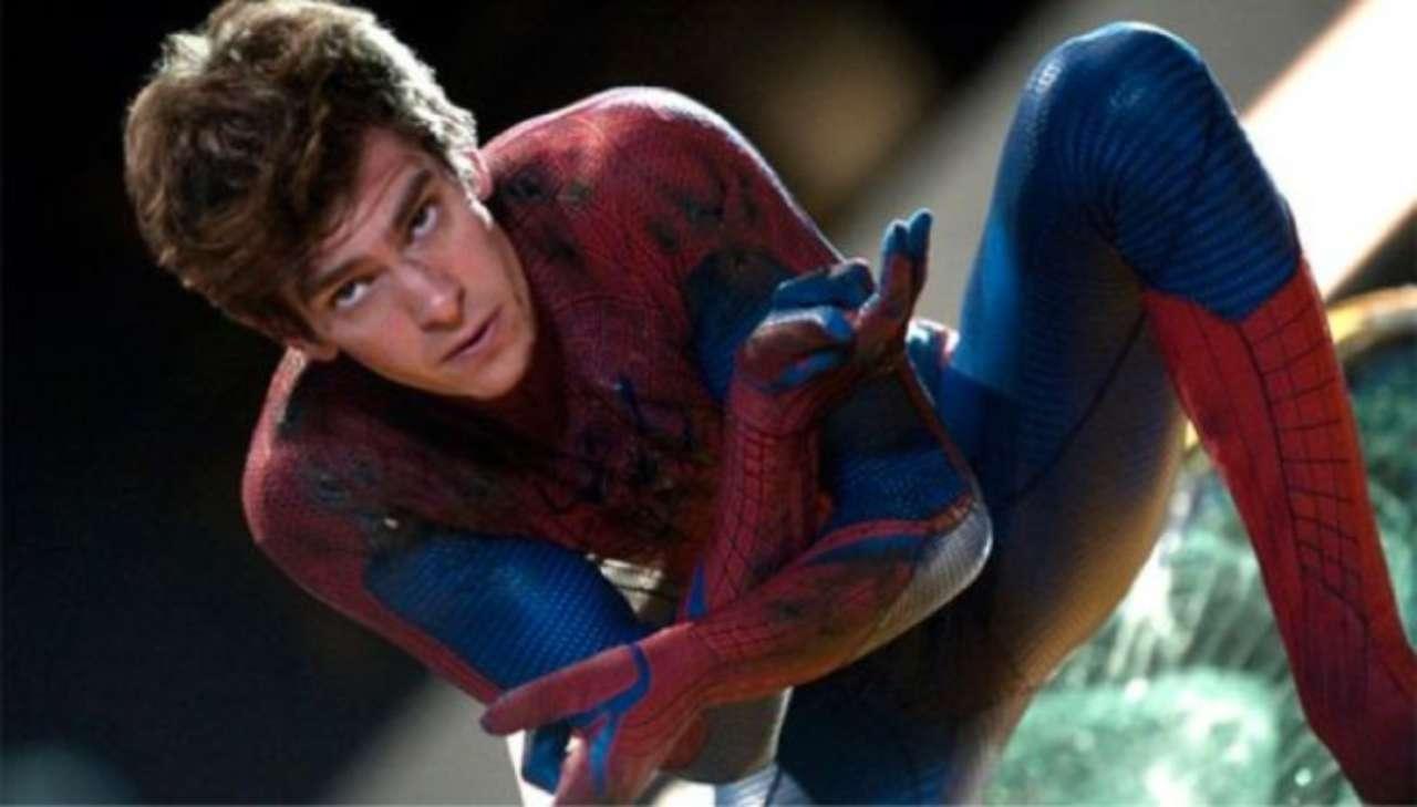 Andrew Garfield Spider Man DIY