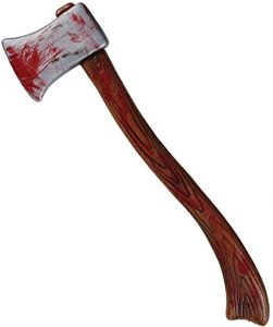 Bloody Axe Costume Accessory 251x300