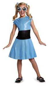 Bubbles Powerpuff Girl Costume 171x300