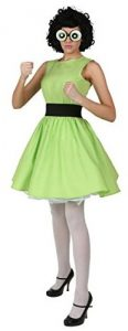 Buttercup Powerpuff Girl Costume 116x300