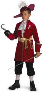 Captain Hook Child Costume 138x300