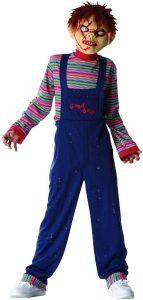 Chucky Costume Shirt Kids
