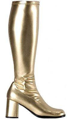 Costume Golden Boots