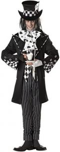 Dark Mad Hatter Mens Costume 120x300