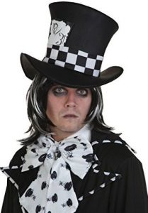 Dark Mad Hatter Wig 209x300