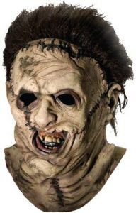 Texas Chainsaw Massacre Halloween Costume