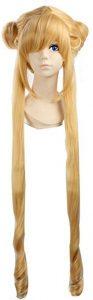 Double Pony Tail Custom Wig 93x300