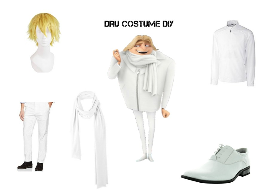 Dru Costume Guide