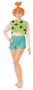Flintstones Pebbles Theme Party Fancy Halloween Cartoon Costume 110x300