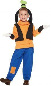 Goofy costume guide be funny geeky and silly this outfit can be an excellent idea if you are going to the kids disney themed birthday party carnival etc the accessories include disney goofy mask solutioingenieria Images