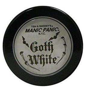 Goth White Cream Foundation 293x300