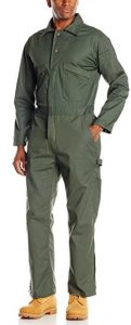 Green Unlined Coverall 121x300