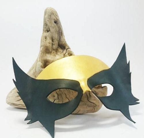 Hawk Girl Eye Mask