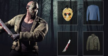 Jason Vorhees Costume 375x195