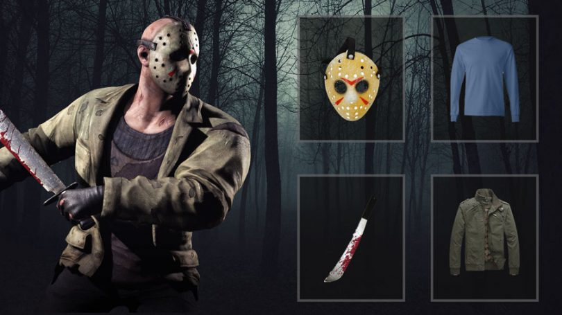 Jason Vorhees Costume 810x455