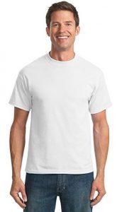 Mens Cotton T Shirts 165x300