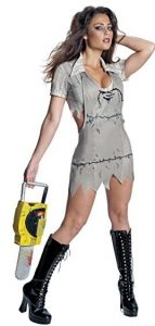 Miss Leatherface Costume 143x300