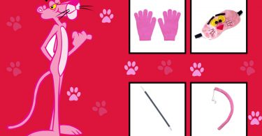 Pink Panther Costume 375x195