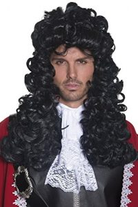 Pirate Captain Wig 200x300