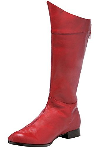 Red Cosplay Boots