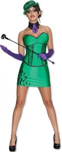 Riddler Super Villain Costume 123x300