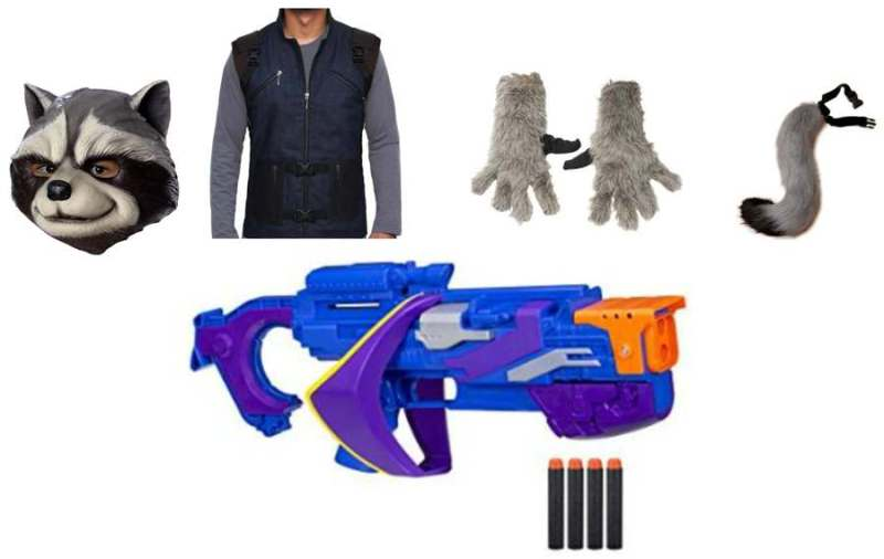 Guardians of the galaxy costumes quick and easy diy required items solutioingenieria Gallery