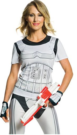 Stormtrooper costume diy cosplay suit for adult and kids after the head comes the body so heres a hoodie it has the same details of stormtrooper costumes and will work out fine lets see what we got next solutioingenieria Gallery
