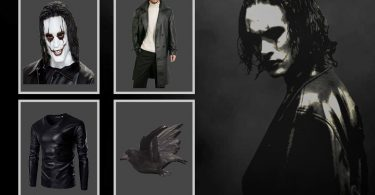 The Crow Costumes 375x195