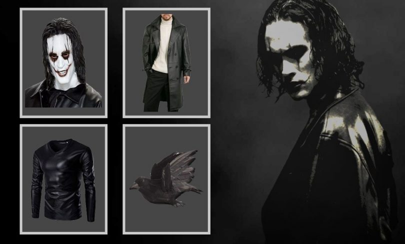 The Crow Costumes 810x488