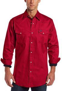 Western Long Sleeve Shirt 206x300