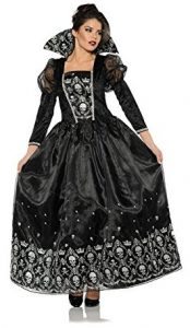 womens dark queen costume amazon