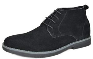 ankle chukka black boots walking dead
