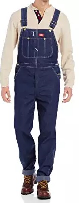 bib overall jeans