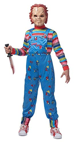 chucky kids costume