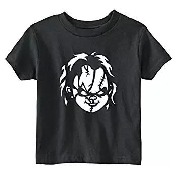 chucky toddler shirt kids