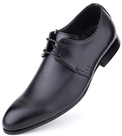 formal shoes leather black