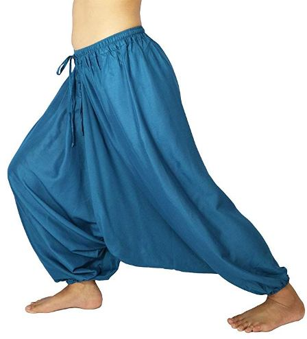 genie baggy pants cotton