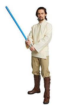qui gon jinn costume cosplay