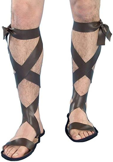roman gladiator sandals ancient style